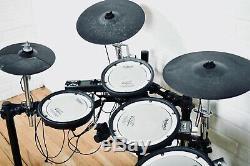Roland TD-4KX V-drum digital electronic drum set kit Excellent-electric drums