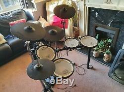 Roland TD-4K V-Drums Mesh heads Electronic Drum Kit