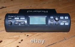 Roland TD-4 V Drums electronic module MANUAL mount PSU percussion BRAIN trigger