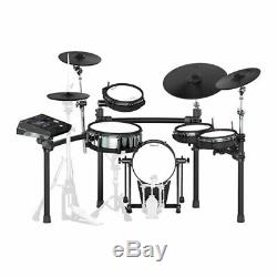 Roland TD-50K 5-piece Electronic Drum Set with Mesh Heads, 4 x Cymbals, and TD-5