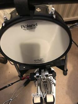 Roland TD-50K Unused New Professional Electronic Drum Kit with DW 9000 hardware