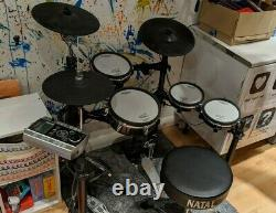 Roland TD-9KX2 Electronic Drum Kit TD9 +£324 of Extras