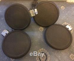 Roland TD-9 (V-Drums) Electronic Drum Kit, with extras, used