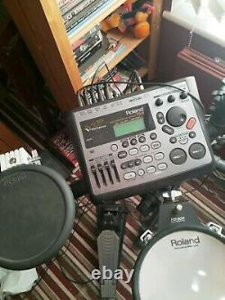 Roland Td8 Electronic Drum Kit Drum kit/Electronic Drum kit/ Roland