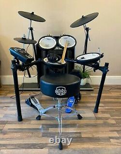 Roland Td-11kv Electronic Drum Kit With Drum Stool, Bass Pedal & Headphones