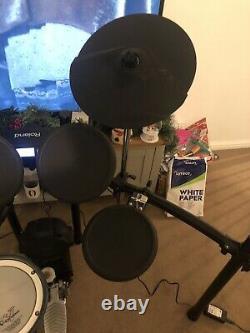 Roland Td-4 Electric Electronic Digital Drum Kit Set
