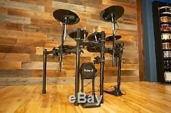 Roland V Drum Td11k Electronic Drum Kit, (pre-loved)