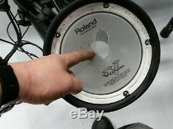 Roland V-Drums Electronic Drum Kit withTD-9 Module + MDS-9 Rack + 3PDX-6 1PDX-8