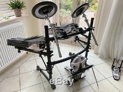 Roland V Drums TD-10 electronic drum kit (full kit + expanded)
