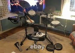 Roland V-Drums TD-6KX Electronic All Mesh Drum Kit with extras! £1300 new