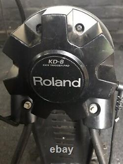 Roland V Drums TD-9KX Electronic Drumkit Good Condition
