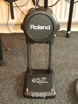 Roland td-11kv electronic drum kit double bass mat stool headphones V-drums mesh