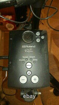 Roland td-1kpx vdrums Electronic drum kit in v. Good condition