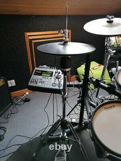 Roland td 8 electronic drum kit with upgrades