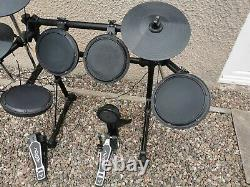Session Pro DD505 Electronic Electric Drum Kit Tested And Working