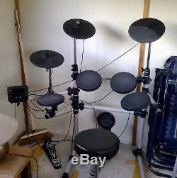 Session Pro Dd405d Electric Electronic Digital Drum Kit Set