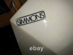 Simmons SDS1000 Vintage Electronic Drum Kit 80s