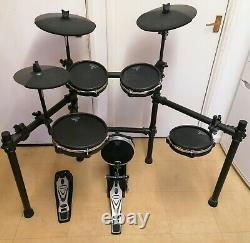 TOURTECH TT-22M Electronic Drum Kit Excellent Condition with Mesh Heads