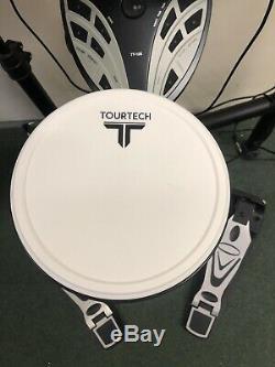 Tourtech Tt-12s Electric Electronic Digital Drum Kit Set