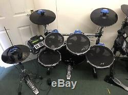 Traps E450 Mesh Head Electric Electronic Digital Drum Kit Set