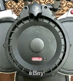 USED Yamaha DTXTREME IIs Electronic 13 Piece Trigger Pad Drum Kit