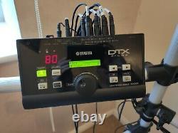 Upgraded Yamaha DTX500K Electronic Drum Kit