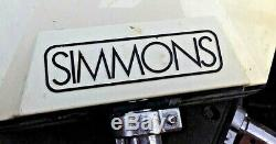 VINTAGE / RARE SIMMONS 1985 Electronic Drum Pads