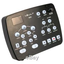 Vault HD005 8-Piece Electronic Drum Kit with Throne