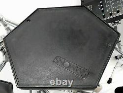 Vintage SIMMONS SDS9 Electronic Drum Kit 4X TomsKick Pad withPedalModuleStands