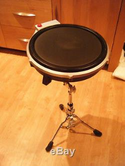 YAMAHA DTXTREME TP120 electronic Snare Drum Pad and Stand