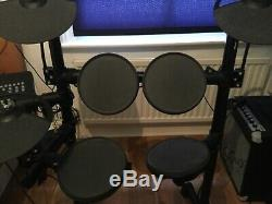 Yamaha DTX400K Compact Electronic Digital Drum Kit