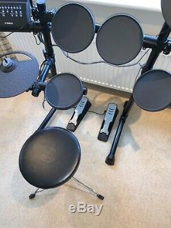 Yamaha DTX400K Electric DTX 400 K Electronic Drum kit