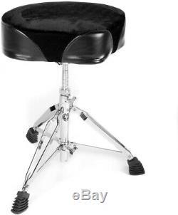 Yamaha DTX532k electronic drum kit+ throne+ kick pedal