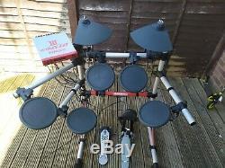 Yamaha DTXPRESS III 3 Electric Electronic Digital Drum Kit + Drumsticks
