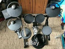 Yamaha DTX 450k Electronic drum kit bundle