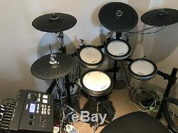 Yamaha DTX 750K Electronic Drum Kit