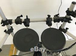 Yamaha DTXplorer Electronic Drum Kit (5 Drums, Brain, Pedal, Frame)
