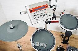 Yamaha DTXtreme IIs digital electronic drum set kit Excellent-electric drums