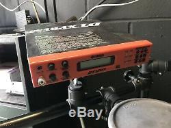 Yamaha Dtxpress Electric Electronic Digital Drum Kit Set