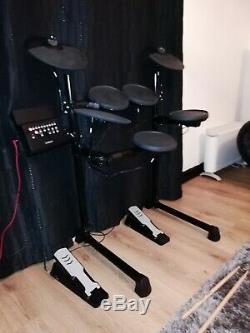 Yamaha Electronic DTX 400K Drum Kit electric