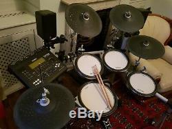 Yamaha electronic drum kit DTX900K used